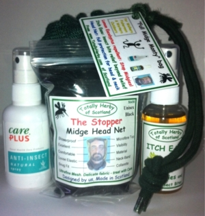 the Full Midge Monty bag -